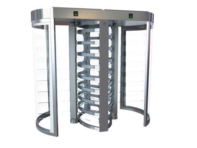GF-6600 Series - Corporate Line, Turnstile Systems, Full Height Turnstiles