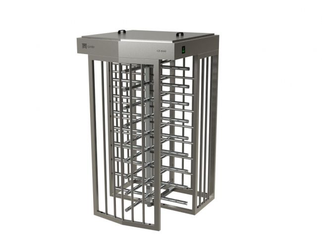 GF-8400 Series - Secure Line, Turnstile Systems, Full Height Turnstiles