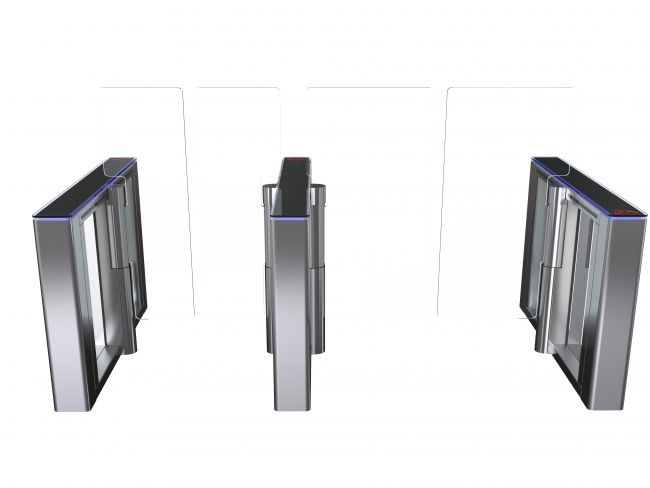 GS-4000 Series - Exclusive Line, Turnstile Systems, Speed Gates