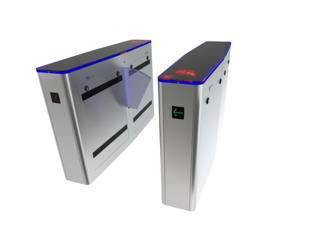 GS-6000 Series - Corporate Line, Turnstile Systems, Speed Gates