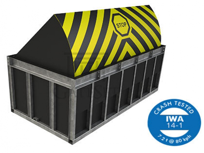 GSR- X Anti - Terror Series, Vehicle Access Control, Road Blockers