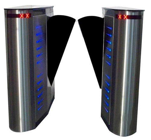 Blade Turnstile, Turnstile Systems, Speed Gates